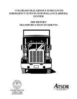 2005 report transportation incidents