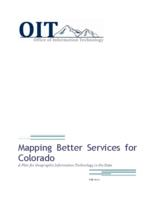 Mapping better services for Colorado