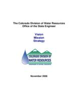 The Colorado Division of Water Resources, Office of the State Engineer