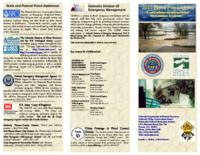 2011 flood preparedness