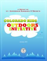 Colorado kids outdoors initiative
