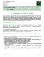 A blueprint for safe schools