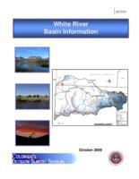 White River basin information