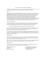 Children's Extensive Support waiver. Appendix A Part 3: Explanation of Appeal Process and Rights
