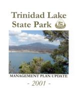 Trinidad Lake State Park : management plan update, 2001. Cover