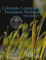 Colorado constructed treatment wetlands inventory