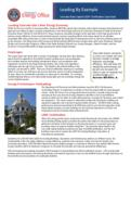 Leading by example : Colorado State Capitol LEED® certification case study