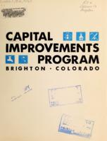 Capital improvements program and community facilities study for Brighton, Colorado