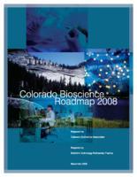 Colorado bioscience roadmap 2008
