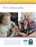 Bruce McCandless State Veterans Home at Florence business plan, fiscal year 2011-2012