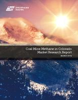 Coal mine methane in Colorado market research report