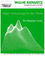 High technology in the West : the manpower factor
