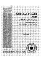 Nuclear power and uranium fuel : requirements in the western United States