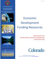 Economic development funding resources