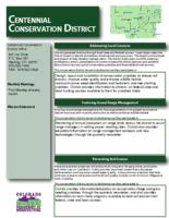 Centennial Conservation District