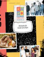 2006 healthy kids Colorado survey report
