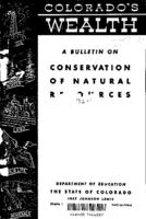 A bulletin on conservation of natural resources