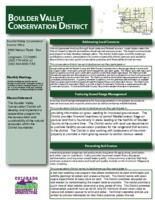 Boulder Valley Conservation District