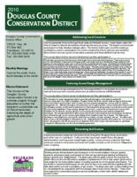 2010 Douglas County Conservation District