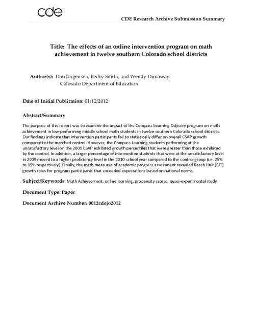 Research study paper discussion | LEAP Symposium