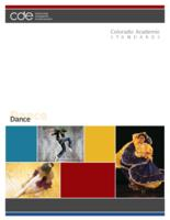 Colorado academic standards. Dance