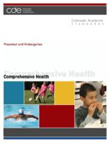 Colorado academic standards. Comprehensive health