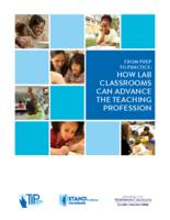 From prep to practice : how lab classrooms can advance the teaching profession