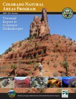 Colorado Natural Areas Program, 2009-2011 review triennial report