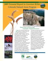 2009 triennial report : 2005-2008 review