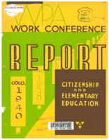 Citizenship and elementary education
