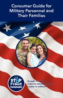 Consumer guide for military personnel and their families