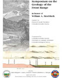 Symposium on the geology of the Front Range : in honor of William A. Braddock