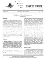 2006 eminent domain legislation
