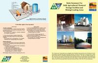 Rules summary for bulk agricultural chemical storage facilities and mixing/loading areas