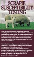 Scrapie susceptibility testing