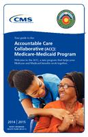 Your guide to the Accountable Care Collaborative (ACC) Medicare-Medicaid Program : 2014-2015 Rocky Mountain health plans (RCCO1)