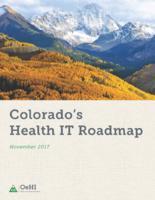 Colorado's health IT roadmap