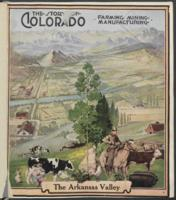 The story of Colorado : farming, mining, manufacturing