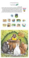 Colorado day by day : family literacy activity calendar