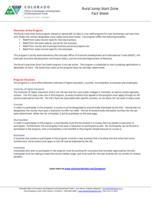 Rural jump-start zone fact sheet