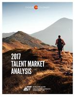 2017 talent market analysis