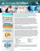 Advanced industry. Bioscience