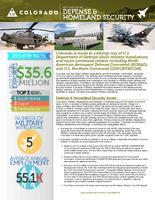 Key industry. Defense & homeland security