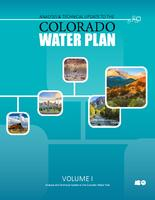 Analysis & technical update to the Colorado water plan