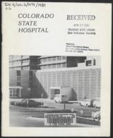 Colorado State Hospital