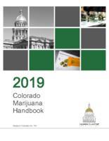 2019 Colorado marijuana handbook