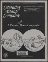 A prairie dog home companion