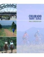 Colorado Front Range Trail corridor plan