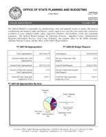 Colorado Judicial Branch. (Fact Sheet) 2007