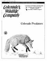 Colorado predators